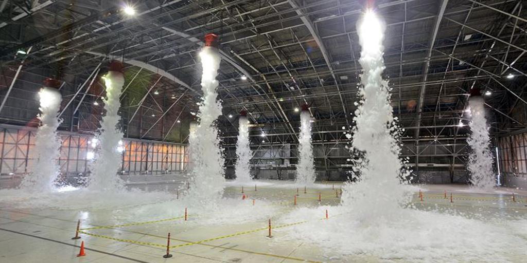 Foam Fire Systems